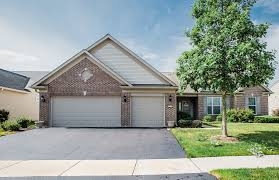 homes for sale in the edgewater by del webb subdivision elgin