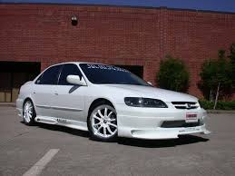honda accord modified razzi by aac ground effects accord