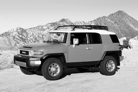 2013 toyota fj cruiser adds cement grey to trail teams model