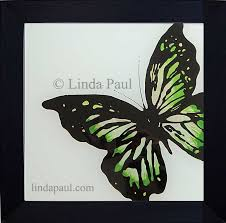 butterfly paintings glass tiles of butterflies
