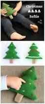 free christmas tree softie sewing pattern bean bags sewing