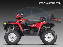 polaris sportsman 500 efi x2 specs 2008 2009 autoevolution