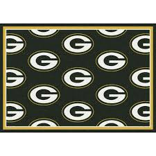 Football Area Rugs by Green Bay Packers Rugs Roselawnlutheran