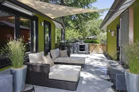 Backyard Shade Solutions by Patio Shade Sail Houzz