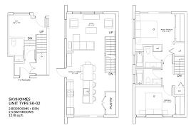 townhouse floor plan the railyards development now selling u2013 the horizon townhomes