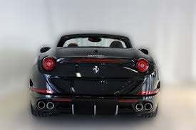 Ferrari California Black - 2016 ferrari california t ferrari of alberta