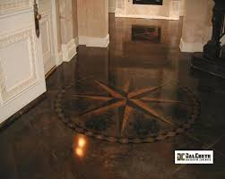plano decorative concrete overlays frisco acid stained floors stain