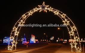 wedding arch lights large outdoor christmas light arch large outdoor christmas light