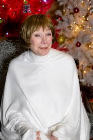 shirley maclaine as pearl on a heavenly christmas hallmark channel