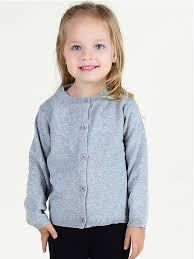 Sweater Toddler Wholesale Buttoned Knitted Sweater Cardigan Top For
