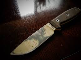 esee kitchen knives the esee 4 not the best survival knife but a damn good one