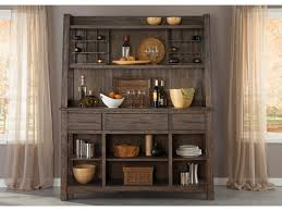 liberty furniture stone brook rustic hutch u0026 buffet novello home