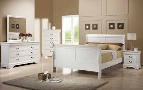 White Full Size Bedroom Set White Wood Full Size Bed Steal A Sofa Furniture Outlet Los