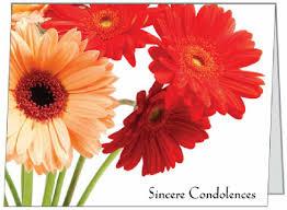 condolence cards sympathy and condolence cards