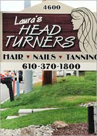 hair nail salon exeter twp reading pa laura u0027s head turners