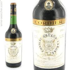 30 years of château gruaud 1964 chateau gruaud larose julien prices