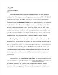 personal profile essay examples essay wrightessay essay story
