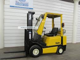 yale forklift glp040 manual