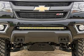 30 led light bar combo 30in single row led light bar hidden bumper mounting brackets for