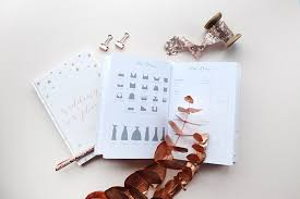 wedding planning notebook win one of five wedding planning notebooks from blush gold