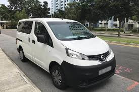 old nissan van man u0027s van stolen within minutes vehicle found 15 hours later with