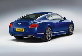 bentley blue color 2014 bentley continental gt speed rear photo glacier blue color