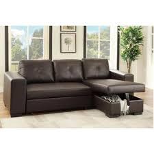 Black Sectional Sleeper Sofa by Sleeper Sectionals You U0027ll Love