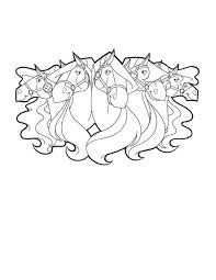 awesome horse horseland coloring pages batch coloring
