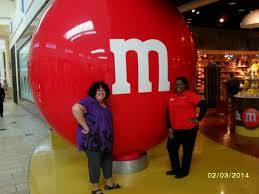 m m at mall doorway to m m s world picture of the florida