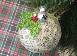 easy diy note ornament take time for style