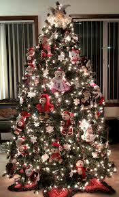 teddy decorations teddy themed christmas tree 3 christmas decor
