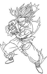 dragon ball coloring pages print printable coloring pages