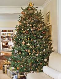 merry tree decorating ideas 2011 color themes
