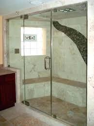Cost Of Frameless Glass Shower Doors Glass Door Enclosures Andreuorte