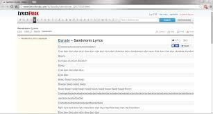 Darude Sandstorm Meme - darude sandstorm lyrics funny