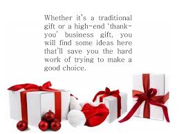unique gift ideas for your corporate clients
