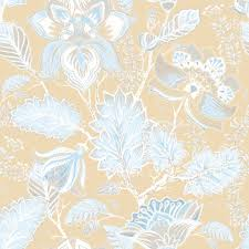 spring floral seamless pattern provence style flowers wallpaper
