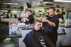 rick u0027s barber shop home