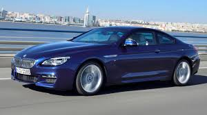 bmw coupe the bmw 6 series coupe is dead autoblog