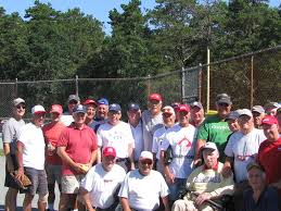 the spirit of the cape cod senior softball league