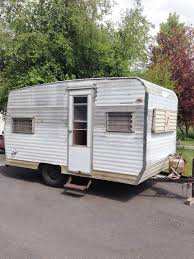 renovated rv 15 vintage rv diy before u0026 afters that are giving us goosebumps