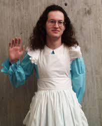 Scary Alice Wonderland Halloween Costume Daily Illuminator Halloween Costumes