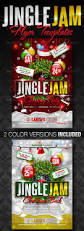 23 festive christmas and new years eve holiday flyers best designers