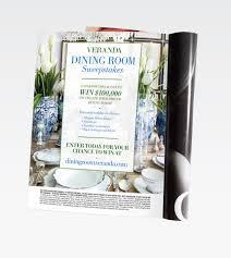 veranda magazine sweepstakes campaign philiplucianofrezzo