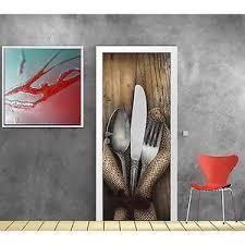 cuisine trompe l oeil stickers trompe l oeil cuisine achat vente stickers trompe l