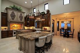 kitchens with bars and islands 35 large kitchen islands with seating pictures designing idea