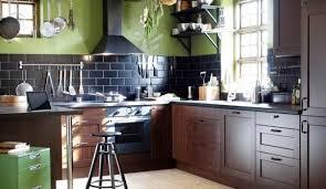 carrelage credence cuisine design carrelage mural cuisine ikea brun noir photos de design d int rieur