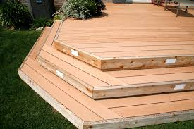 Wrap Around Deck by Taking The Stairs The Deck Stairs That Is
