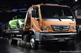 confira a nova linha 2018 de caminhões mercedes benz apresentados