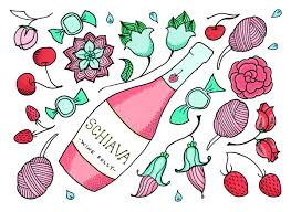 How Is Champagne Made Schiava Wine That Tastes Like Cotton Candy Cotton Candy Grapes